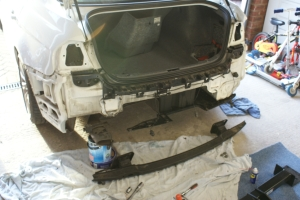 Dismantled Beemer