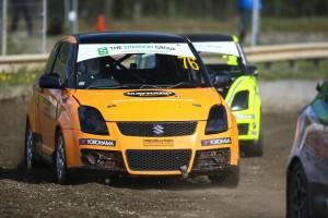 British Rallycross Championship 2014 - Round 2 April 14th