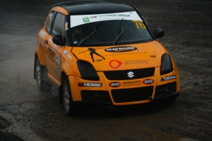 British Rallycross Championship Round 5, Lydden Hill
