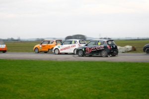 British Swift Rallycross Championship 2014 - Round 7, 30th November